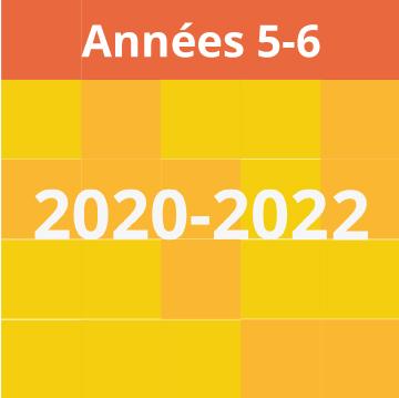 Rapport transitoire - 2020-2021 avec lien vers le PDF