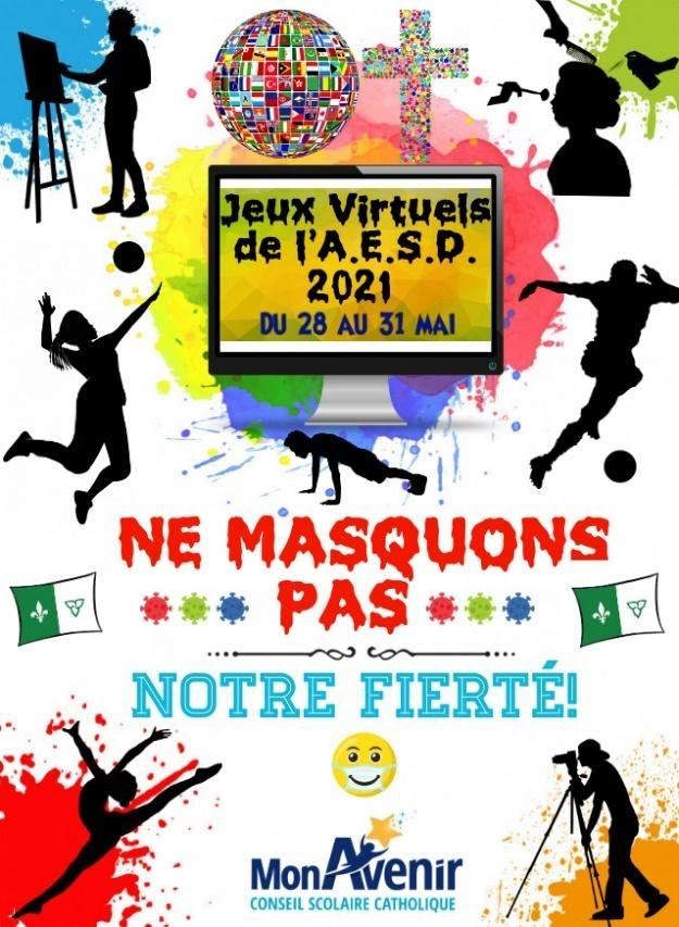 affiche aesd